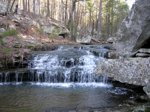 McGee Creek Waterfall