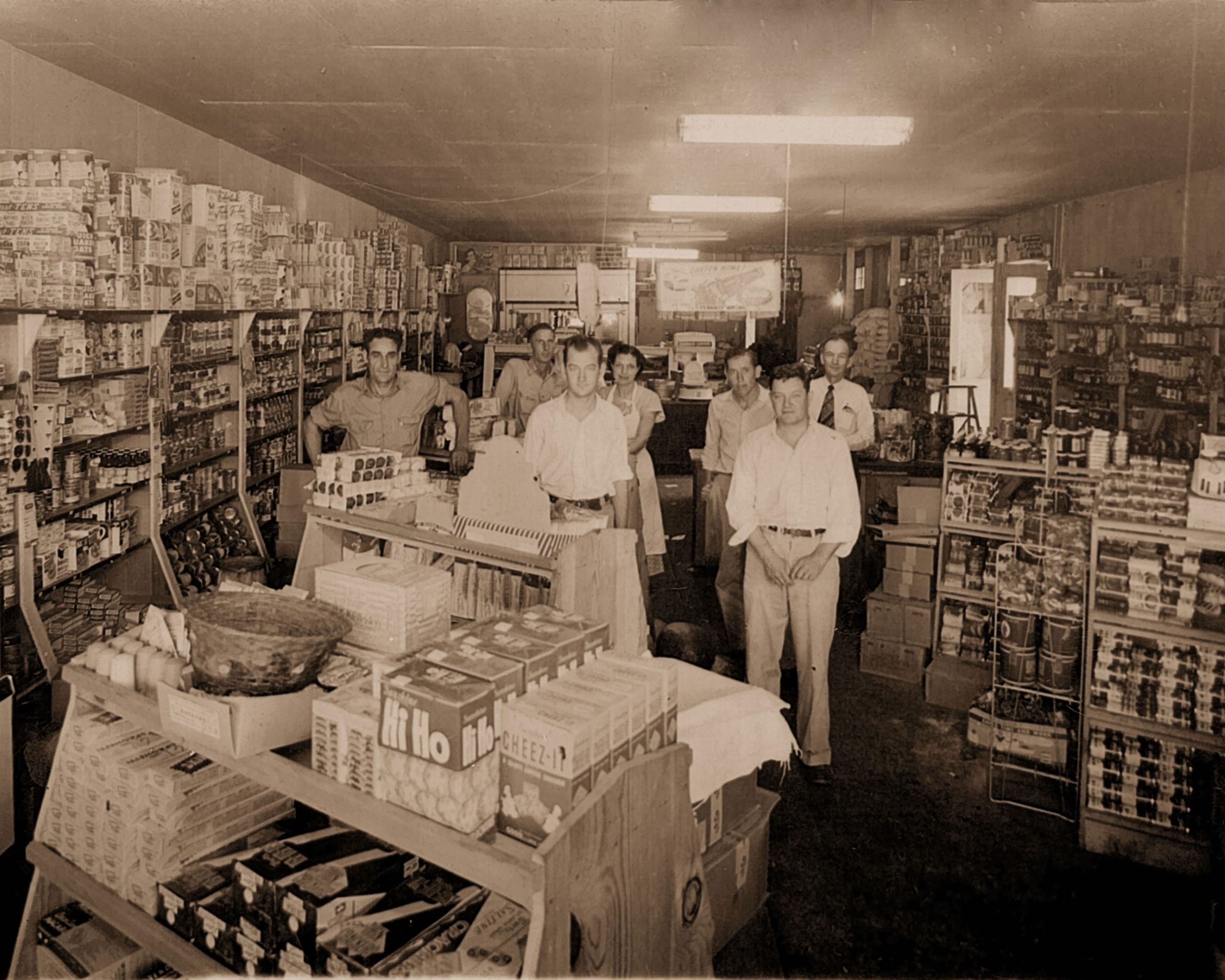 Durbin Bros. Grocery