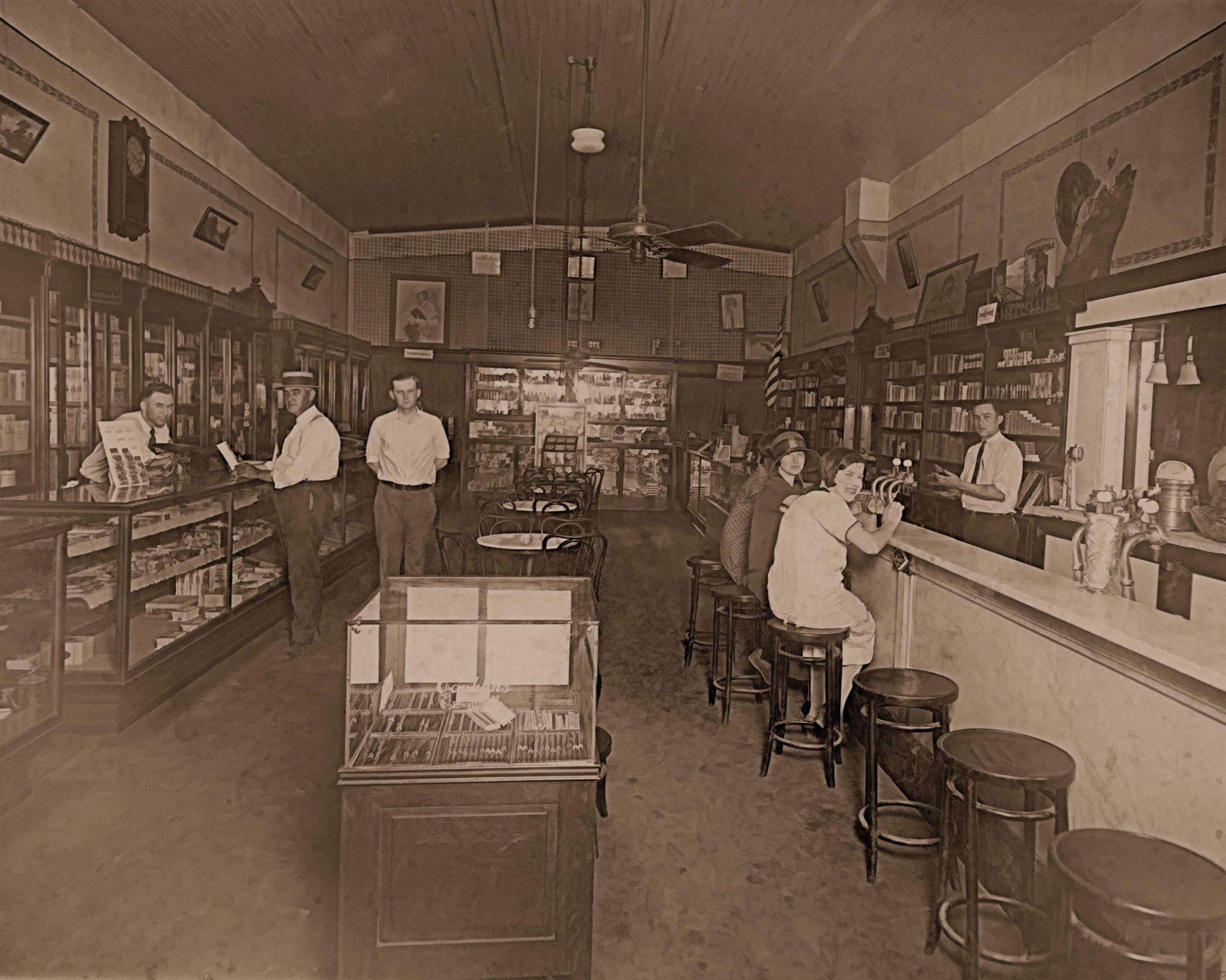 Smith-Lewis Drug Store